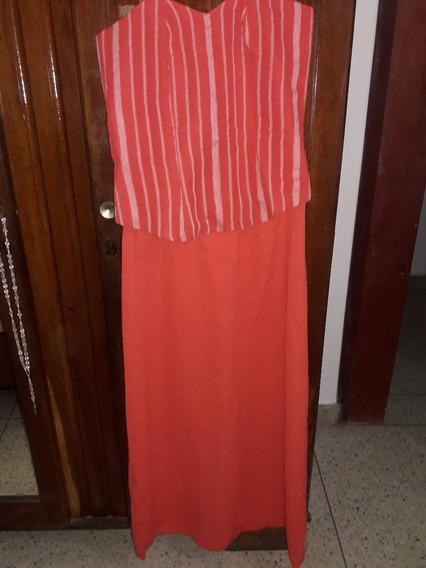 Vestido De Fiesta Talla M