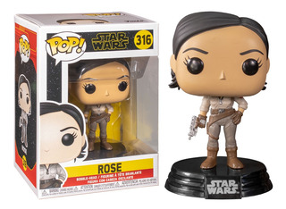 Figura Funko Pop Star Wars: Rise Of Skywalker - Rose