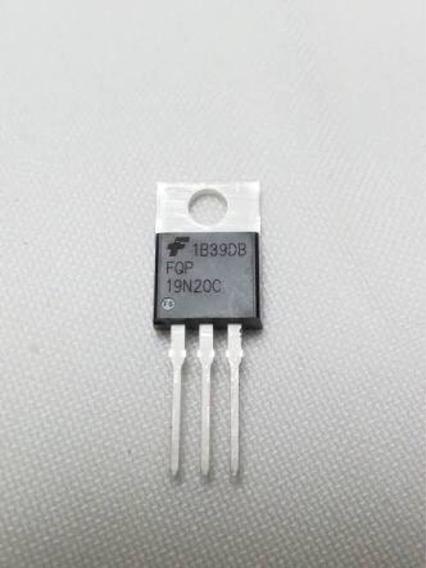 Transistor Mosfet 19n20c
