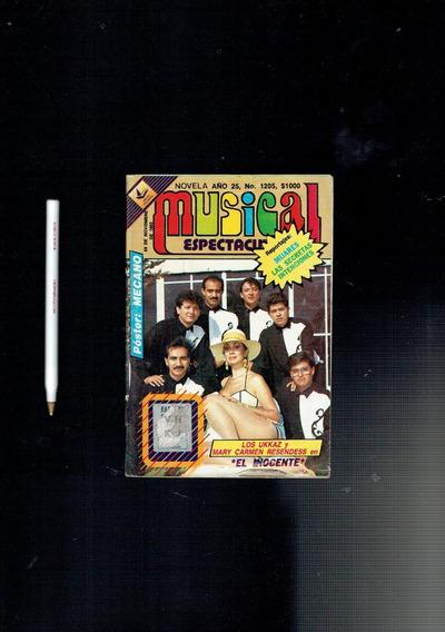 Fotonovela Musical # 1205 Poster Mecano