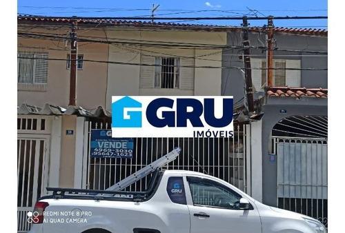 Excelente Sobrado Localizado Na Vila São Jorge - Sob242