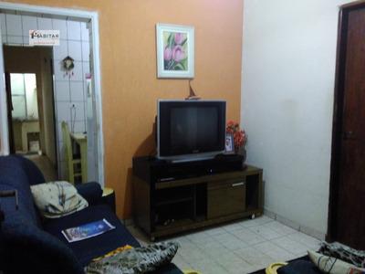 Casa A Venda No Bairro Vila Santo Antônio Em Guarujá - Sp. - 564-22265