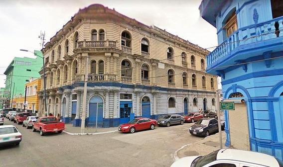 Edificio En Venta En Zona Centro De Tampico, Tam.