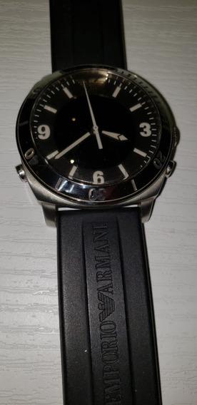Relógio Empório Armani Italiano 100% Original. Maravilhoso!!