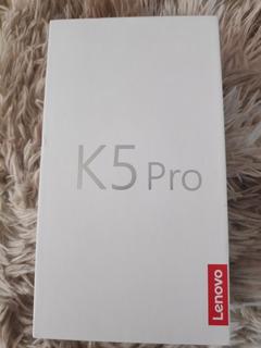 Lenovo K5 Pro (esse É A Versão Pro), 6gb/128gb
