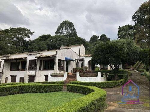 Imagem 1 de 24 de Casa Com 4 Dormitórios À Venda, 800 M² Por R$ 2.200.000,00 - Granja Viana - Cotia/sp - Ca0666