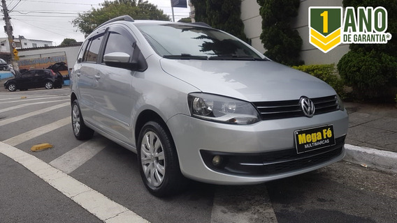 Volkswagen Spacefox 1.6 Trend Total Flex 5p 2013 Doc Ok