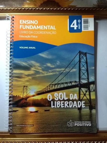 Sistema Positivo Educação Física 4º Ano Livro Da Coordenação