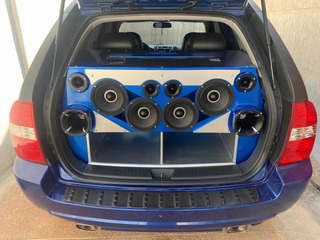 Sonido Completo Car Audio
