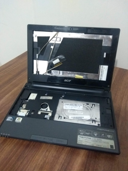 Carcaça Completa Netbook Aspire One D255-2032
