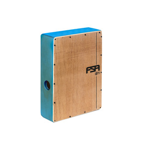 Cajon Eletrico Slim Fsa Csl604 Blue