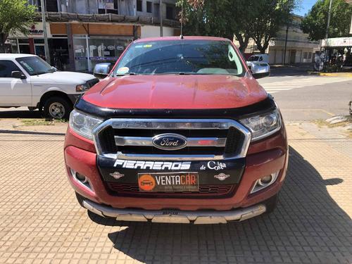 Ford Ranger 3.2 Cd Xlt Tdci 200cv Automática 4x4 2018