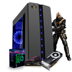 Pc Gamer I5 8400 Z370m Aorus Gaming Gtx 1060 6gb Mem 16gb