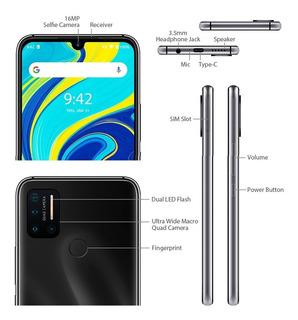 Celular Umidigi A7 Pro 128 Gb, Pantalla 6,3 , Cámara 16 Mp