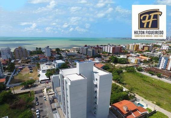 Apartamento Com 2 Dormitórios À Venda, 64 M² Por R$ 316.000,00 - Jardim Oceania - João Pessoa/pb - Ap5978
