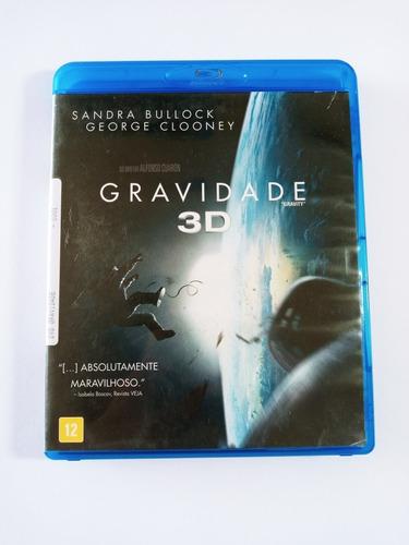 Bluray Gravidade / 3d