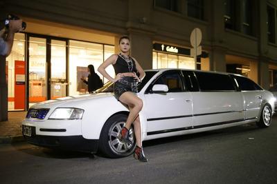 Limo Limusinas Limousine Alquiler Ejecutivas Audi Dueño
