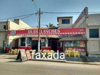 Ótimo Comércio Com Moradia, Itanhaém-sp - 5207/p