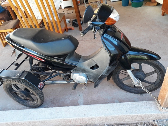Honda Biz 100 Cc Partida Elétr