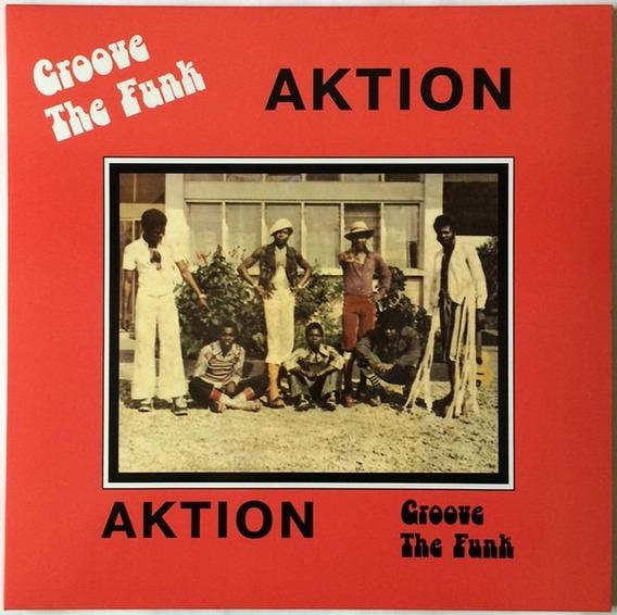 Aktion - Groove The Funk Lp(lacrado)