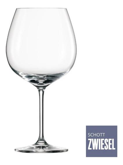 Conj 6 Tacas Cristal Borgonha Ivento 783 Ml Schott Zwiesel