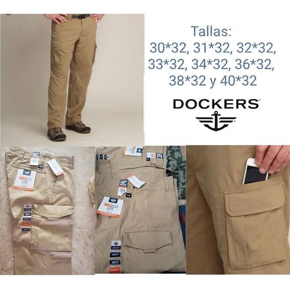 Pantalones Dockers Hombre 34x30 En Mercado Libre Mexico