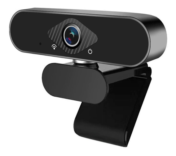 Webcam Para Pc Notebook Tv Jogos Celular Full Hd E Microfone