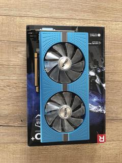 Tarjeta De Video Sapphire 11265-01-20g Radeon Nitro + Rx 580