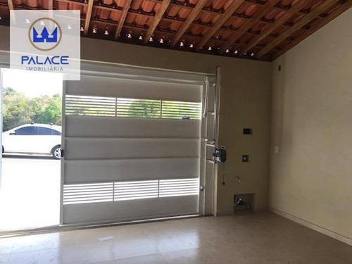 Imagem 1 de 19 de Casa À Venda, 112 M² Por R$ 330.000,00 - Jardim Sol Nascente Ii - Piracicaba/sp - Ca0520