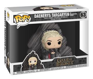 Figura Muñeco Funko Pop Games Of Thrones Daenerys Targaryen