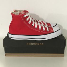 Tênis Converse All Star Chuck Taylor Original Alto Vermelho