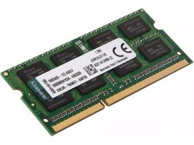 Memoria 16gb Kit 2x8 Kingston Ddr3l 1600mhz Dell,mac,notebok
