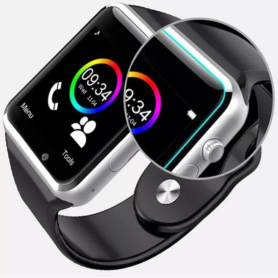 Relogio Celular Smartwatch Digital Faz Chamadas