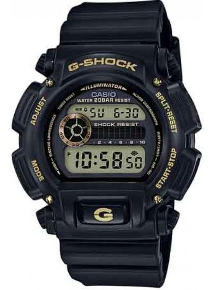 Relogio Casio G-shock Dw-9052gbx-1a9dr + Nfe + Garantia