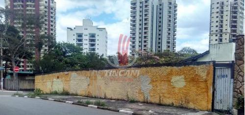 Imagem 1 de 9 de Terreno Para Venda No Bairro Jardim Avelino, 551 M - 4725