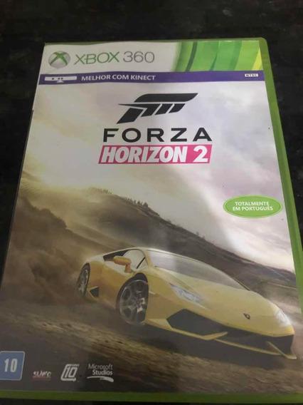 Jogo Xbox 360 Forza Horizon 2 Original Mídia Física