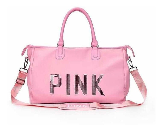 Maleta Viajera Pink