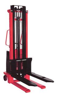 Apilador Elevador Manual Hidraulico 2000 Kg 1,6 Mts