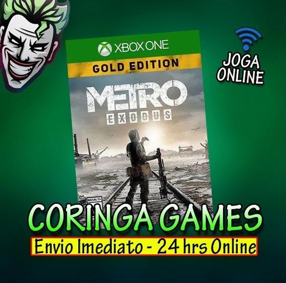 Metro Exodus Xbox One Mídia Digital + 1 Jogo Grátis