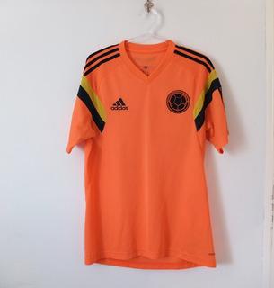 Camisa Futebol Colombia 2018