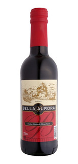 Vinho Tinto Seco Isabel/bordô 375ml - Bella Aurora