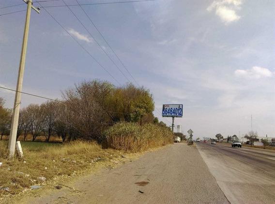 Terreno En Venta Excelente Ubicación Carretera México-qro En Pedro Escobedo