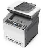 Impressora Ricoh Spc232sf, Multifuncional Colorida Sem Toner