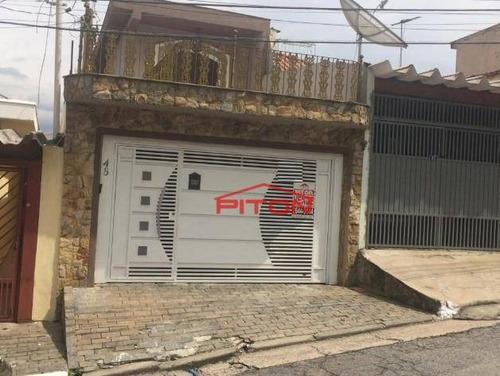 Imagem 1 de 22 de Sobrado Com 5 Dormitórios À Venda, 150 M² Por R$ 848.000,00 - Penha De França - São Paulo/sp - So2213