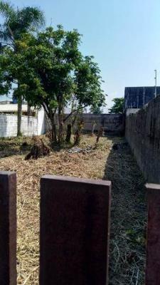 Terreno À Venda No Balneário Gaivota - Itanhaém 6095   Sanm