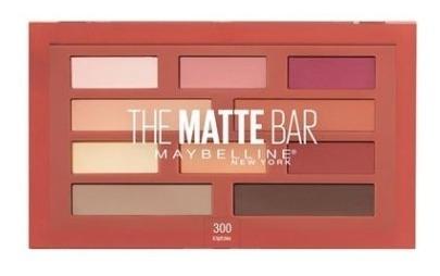 Maybelline Matte Bar Eyeshadow Palette
