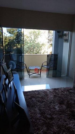 Apartamento Com 3 Dormitórios À Venda, 112 M² Por R$ 410.000 - Jardim Vivendas - São José Do Rio Preto/sp - Ap1537