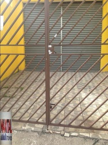 Imóvel Para Uso Comercial Em Avenida-loja/galpão No Térreo: 145m2 Com 2 Wc's E Copa; Sl Com 140 - Mi68633