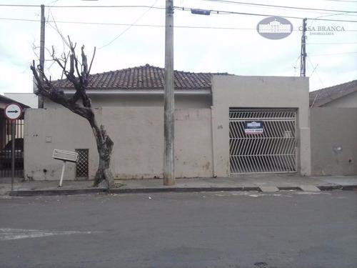 Imagem 1 de 3 de Casa Residencial À Venda, São Joaquim, Araçatuba - Ca0245. - Ca0245