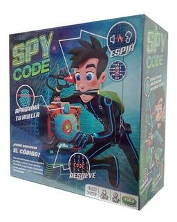Juego Spy Code Descifra El Codigo Caja Fuerte Mi Cielo Azul